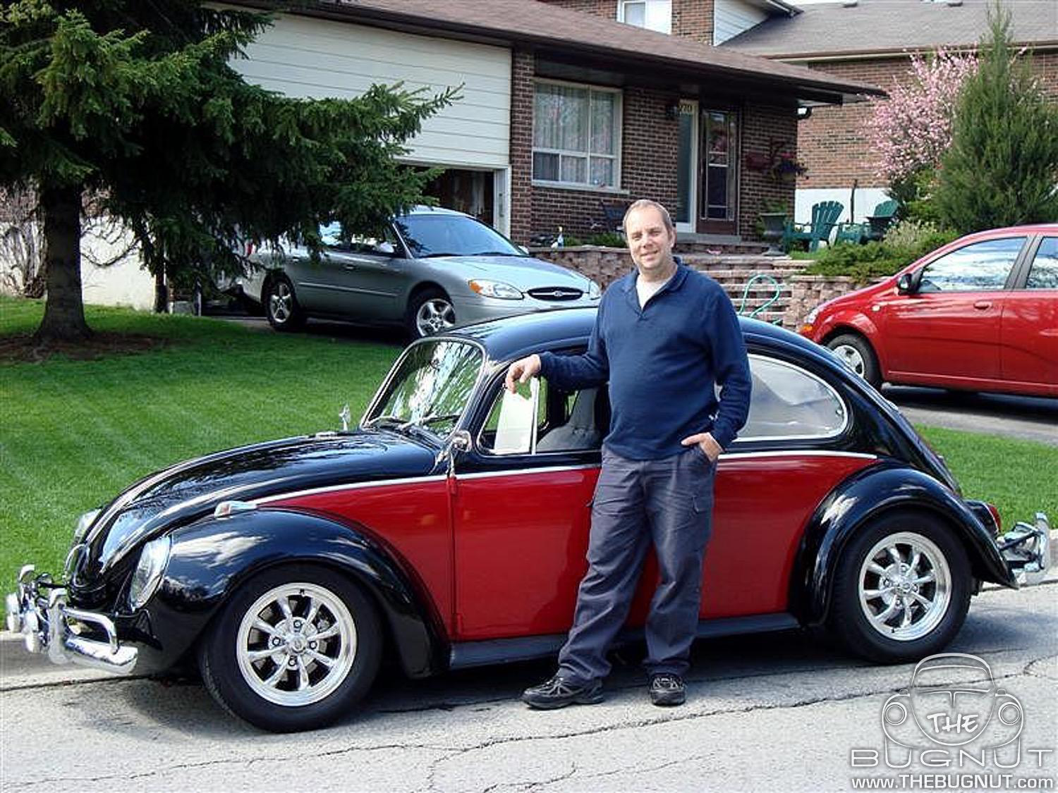 Gary Keeping's 1971 Super Beetle